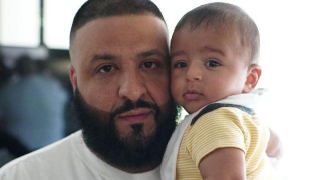 DJ Khaled bows down