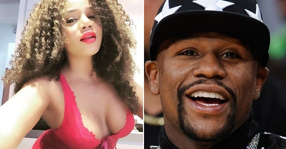 I want to sleep with Mayweather — Maheeda says