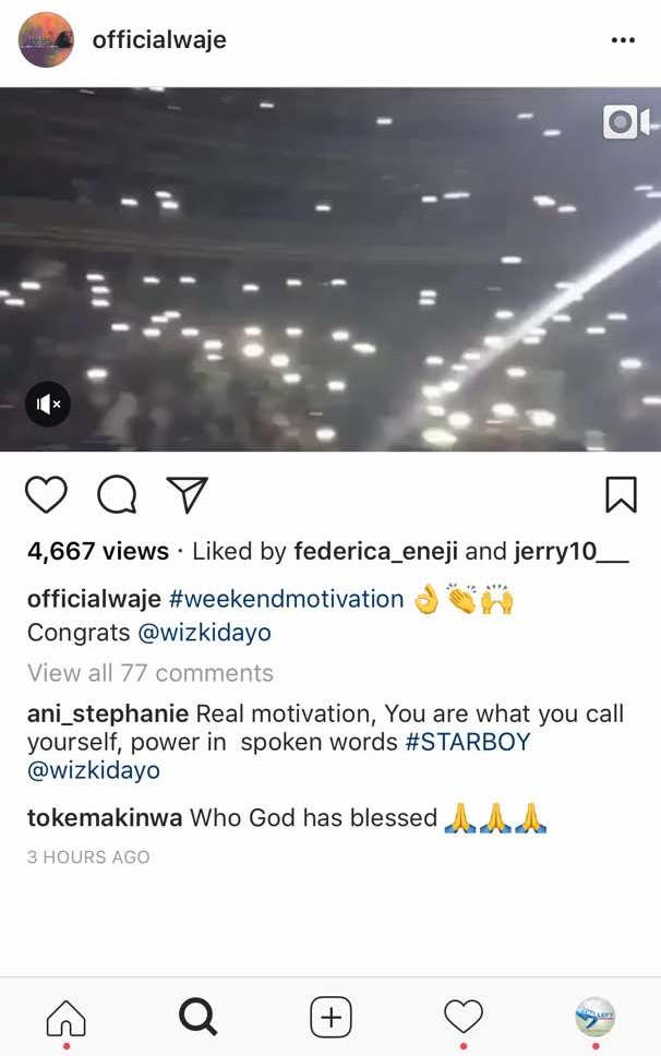 Waje slams Davido Fan