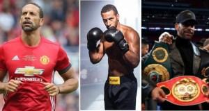 rio ferdinand launch professional boxing career