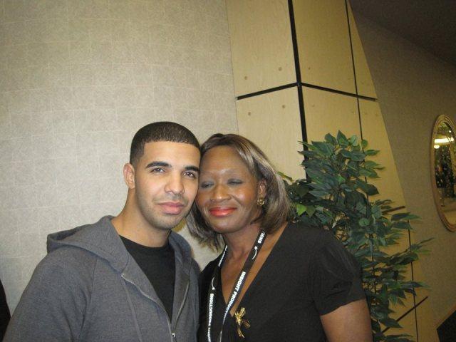 Kemi Olunloyo thanks Drake