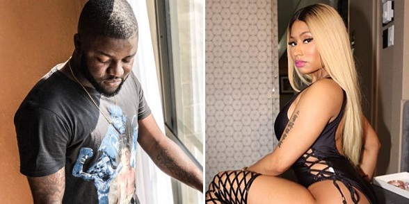 """Nicki Minaj kept sending me DMs"" – Skales reveals"
