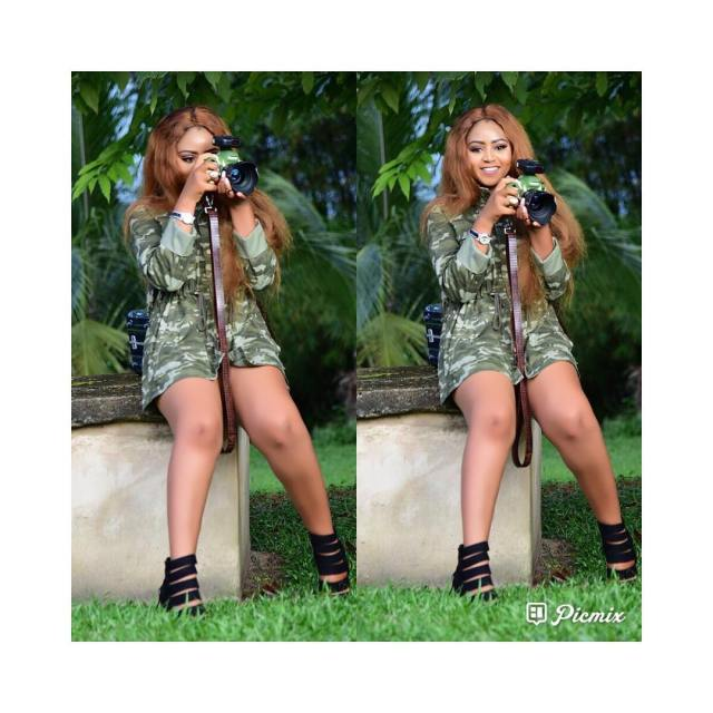 Actress Regina Daniels turns