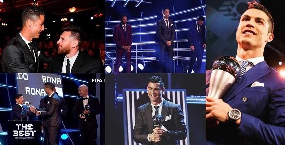 22794334_1988339188086474_1993822834979241984_n Cristiano Ronaldo beats Messi, Neymar to win men's Fifa best player award Sermon
