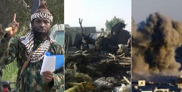 Abubakar Shekau's wife killed