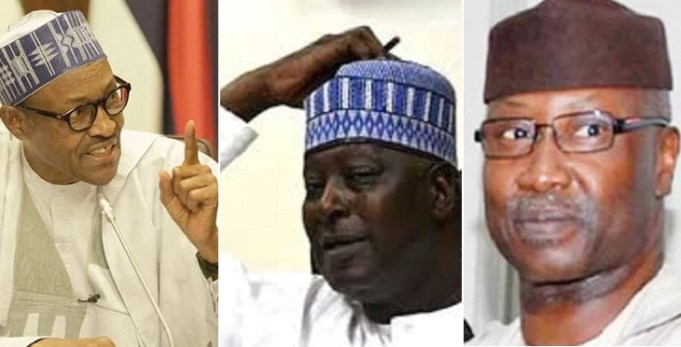 Buhari Appoints New SGF, Sacks Babachir Lawal, Ayodele Oke.