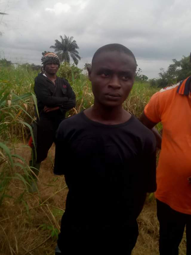 Cultists lure okada man