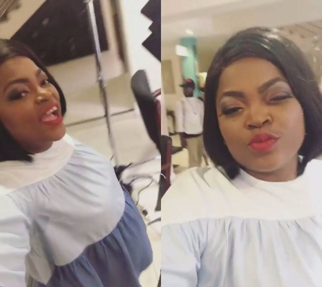 Actress Funke Akindele Bello
