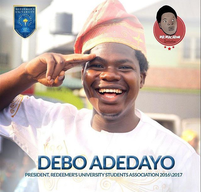 Redeemers University expels actor