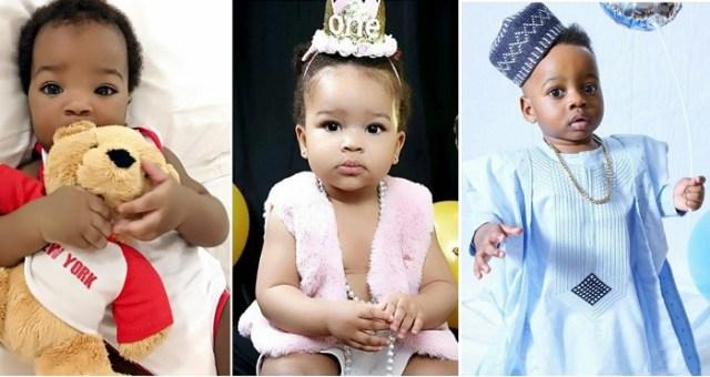 Meet Three Nollywood Babies