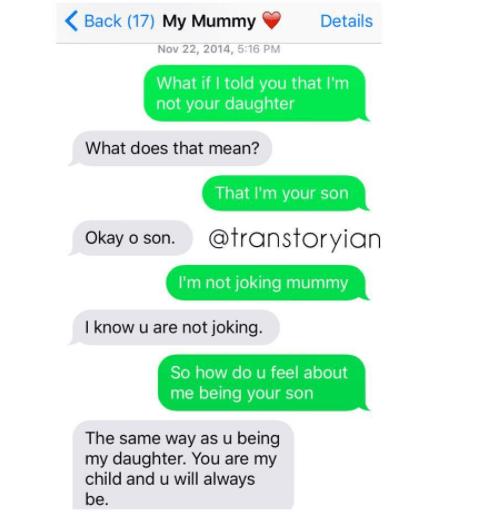 Nigerian Transgender