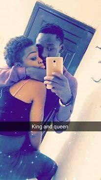 Nigerian Lady stabs boyfriend
