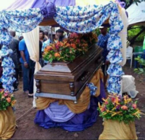 Tagbo Umeike's Burial