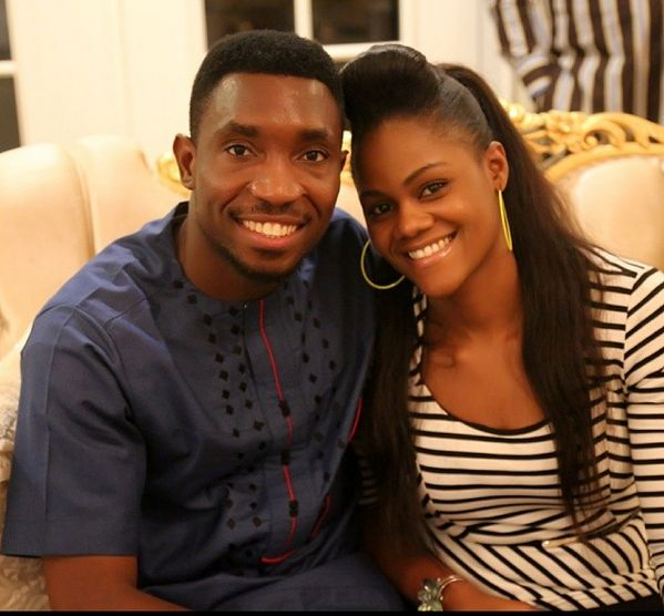 Timi Dakolo's side chic
