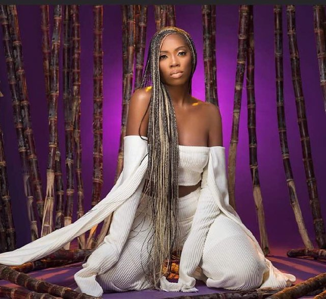 Tiwa Savage Suggests