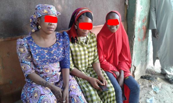Unmarried Ladies Beg Borno Government
