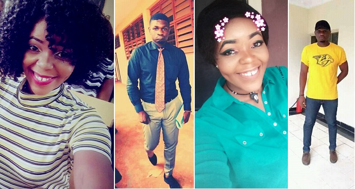 Nigerian Lady mourns her Ex- Boyfriend who died.