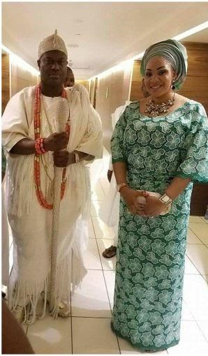 ooni ife's new wife emmanuella ropo