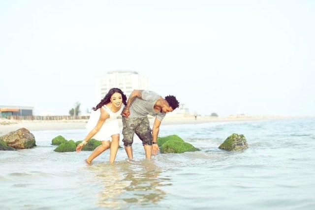 Nabila's Newly Released Pre-Wedding Photos