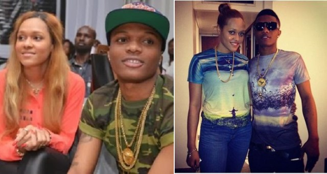 wizkid's former girlfriend tania omotayo