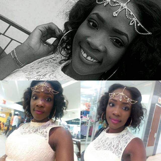 Pretty Nigerian Lady reveals
