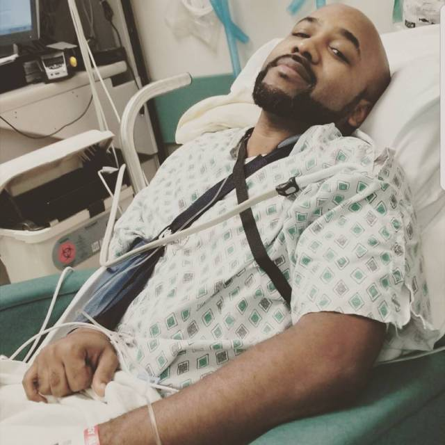 Banky W undergoes third cancer surgery