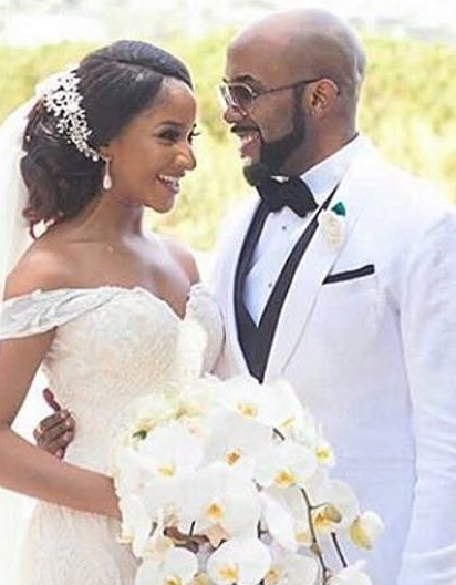 23825272 1901361536848971 3252320073150365696 n 1 - Fans dig up 2015 posts where Adesua Etomi said she'd go natural on her wedding day, but she didn't (photos)