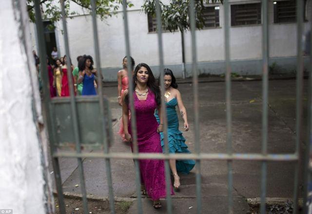 Brazil's Dangerous Female Criminals Hold Beauty Pageant