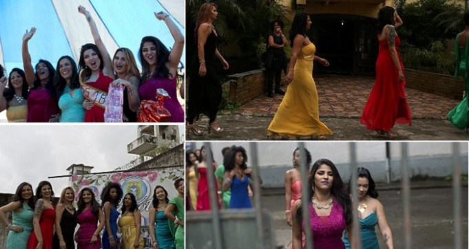 Brazil's Dangerous Female Criminals Hold Beauty Pageant