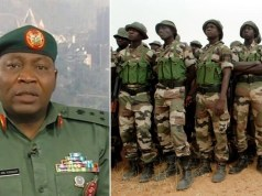 Nigerian Army Orders Personnel