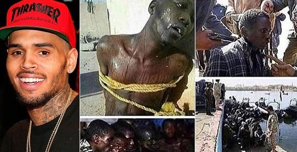 Modern Day Slavery In Libya >> Brown-2