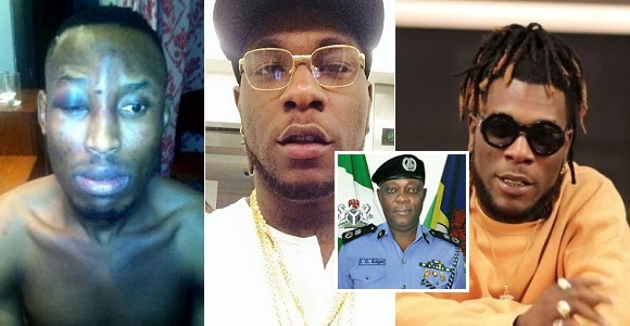 Burna Boy declared wanted