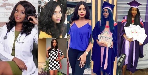 Daisy Okonofua, uniben medical graduate