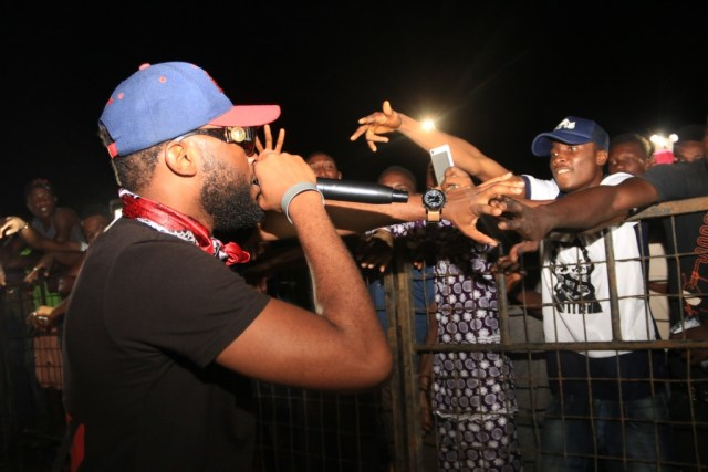 IMG 7833 - Yikes! Fans Startled as Falz and Dremo Storm Coke Studio Concert