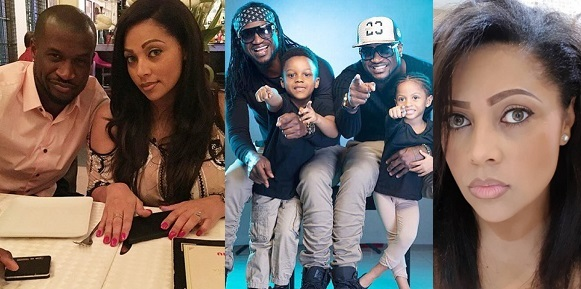 """""""May God soften your hearts towards each other"""" — Lola Okoye tells Peter and his twin Paul on their birthday"""
