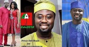Prince Odi Okojie dumps PDP