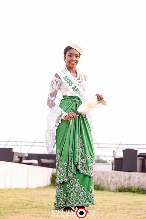 Miss Nigeria reveals