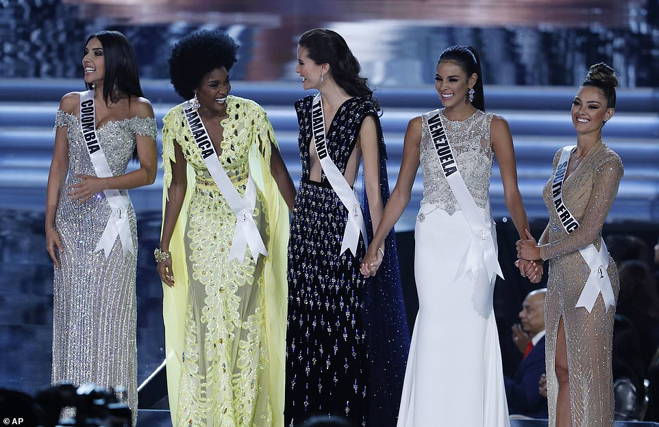 Miss South Africa Emerges