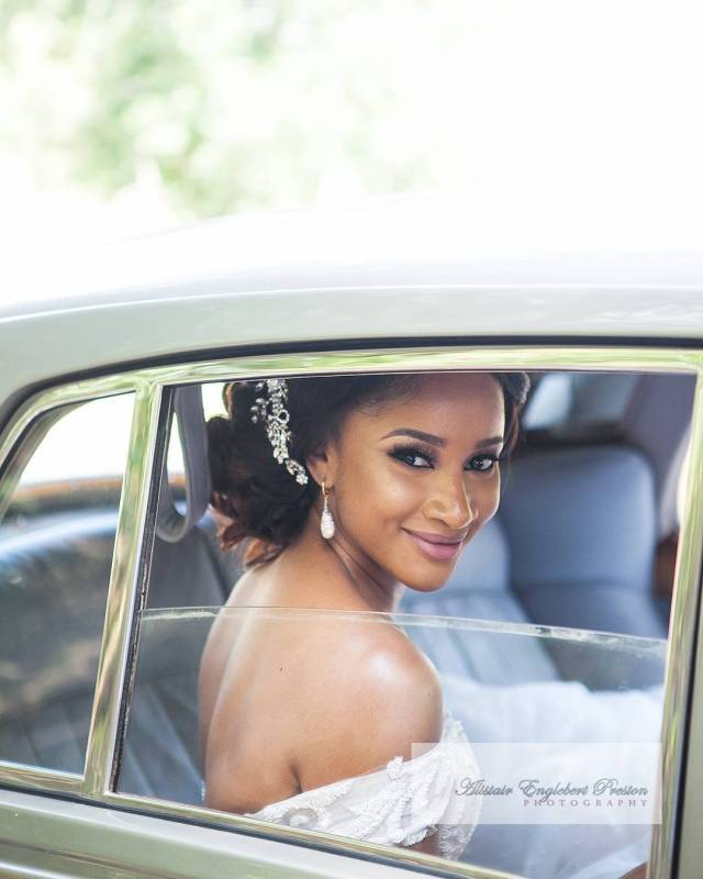 New wedding 01 - Adesua Etomi Pens Lovely Birthday Message To Her Mother on Her Birthday, today
