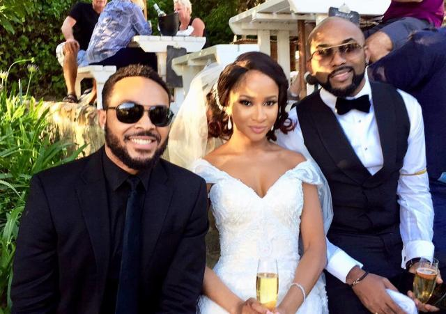 "New wedding 015 - Why Oritsefemi's wedding ""outshone"" Banky W's wedding"