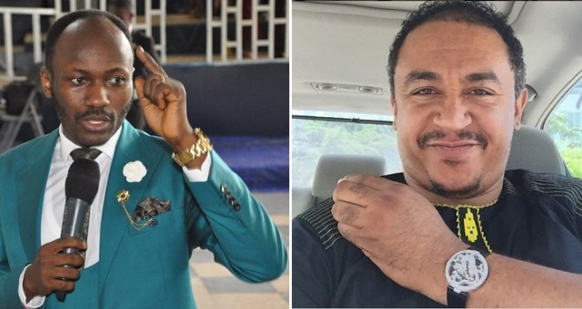Apostle Suleman Replies Daddy Freeze's Tithing Controversy