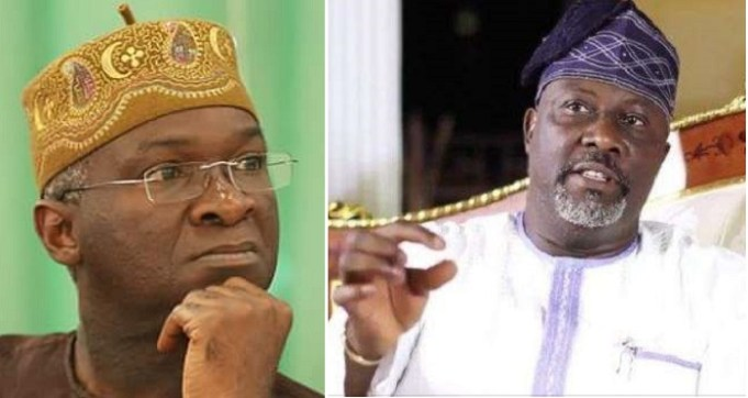 Fashola Denies Dino Melaye's 385 Million Squandering Allegation