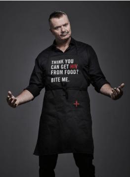 HIV Positive Chefs