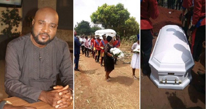 Nollywood Actor Obi Madubogwu's Burial