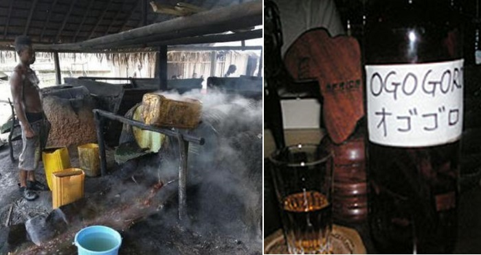 "4 Men Reportedly Die After Drinking ""Ogogoro"" In Imo"