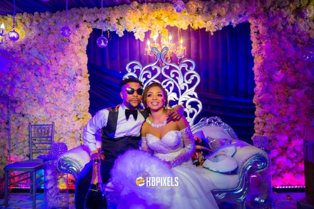 "oritsefemi wedding photos11 - Why Oritsefemi's wedding ""outshone"" Banky W's wedding"