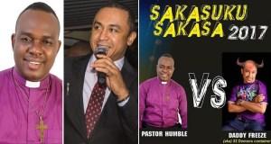 Pastor Humble Okoro Warns Daddy Freeze