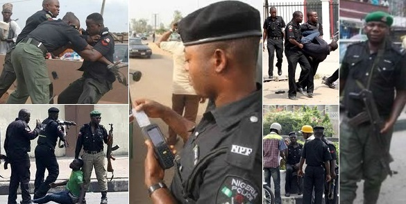Nigerian Police ranked worst
