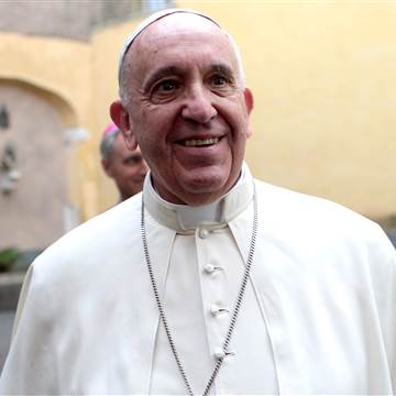Pope Francis Change Lord's Prayer