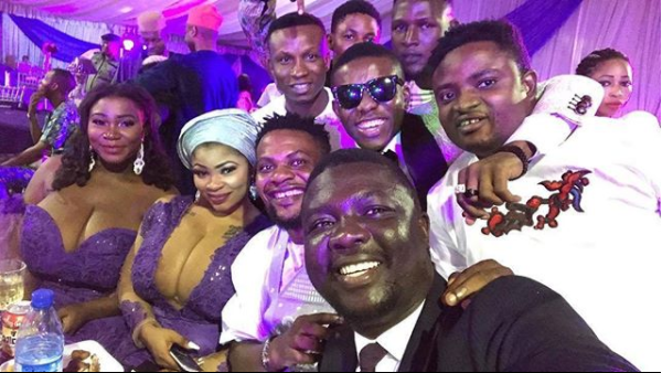 Seyi Law's Hilarious Reaction